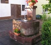 Brunnen am Wäldchenborn
